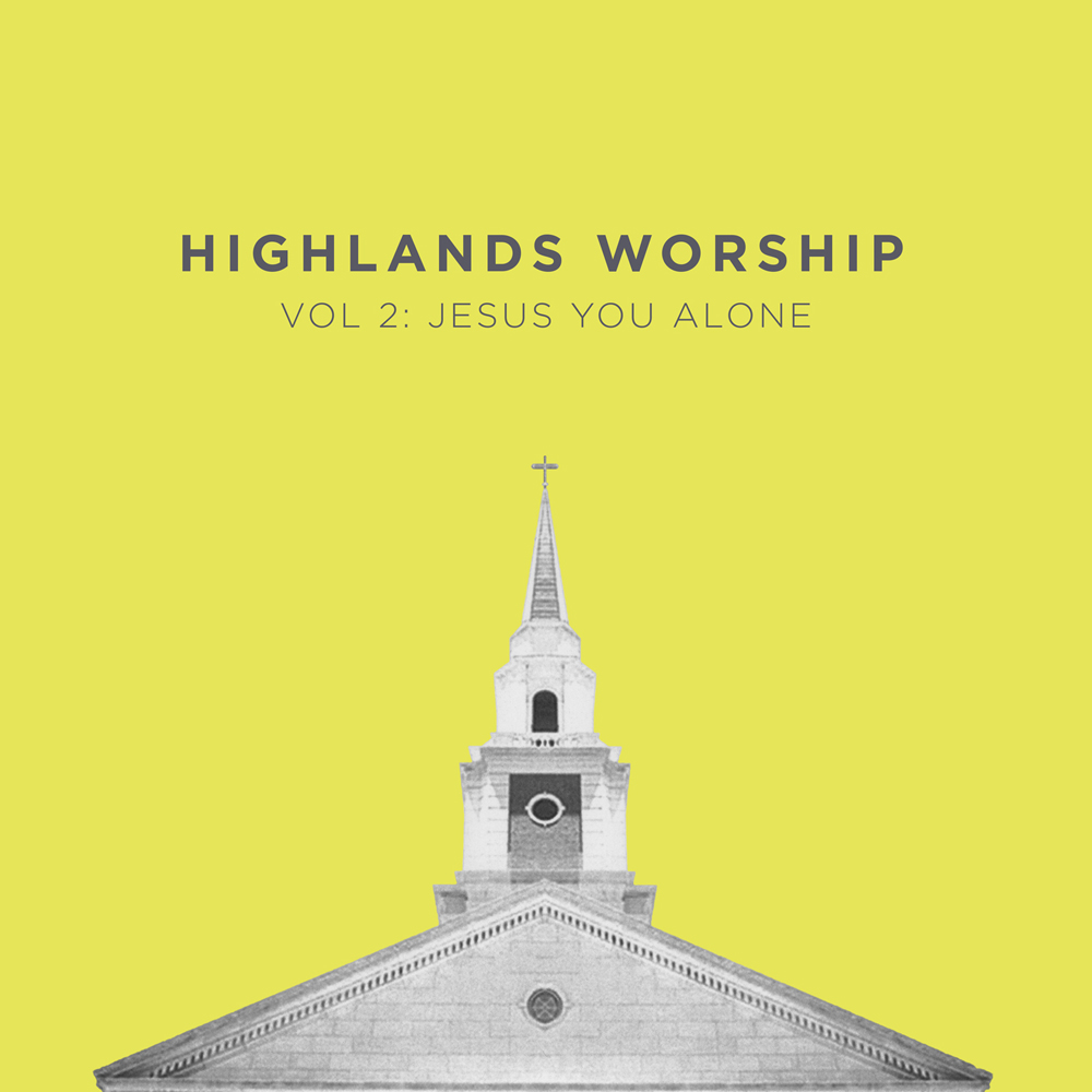 Vol 2: Jesus You Alone EP