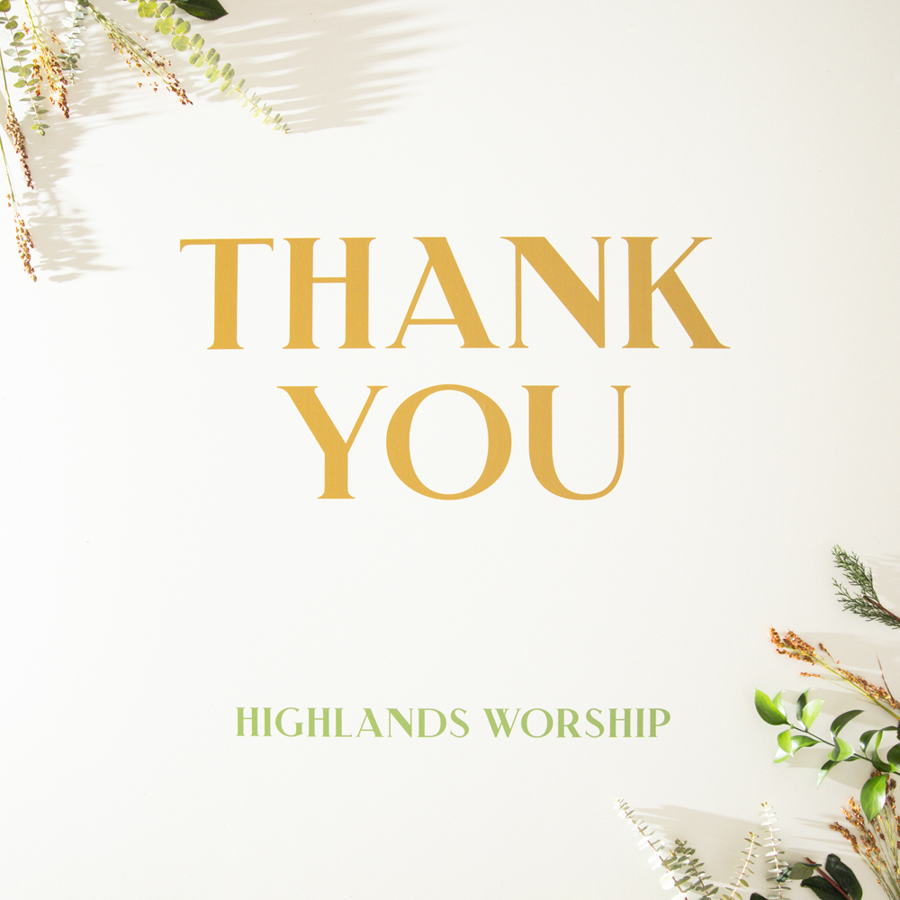 Thank You – Single